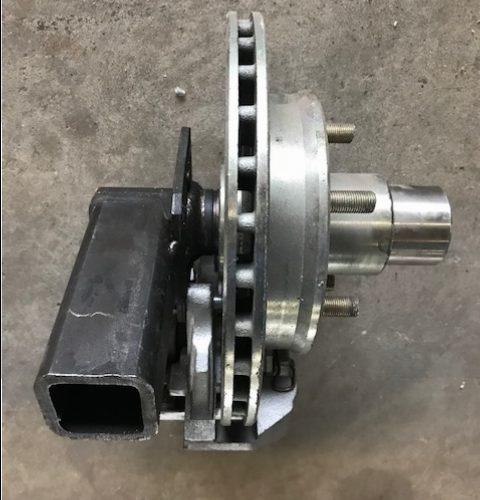 brake drop unit